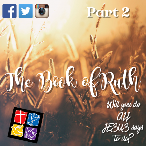 The Book of Ruth Part 2 Intro