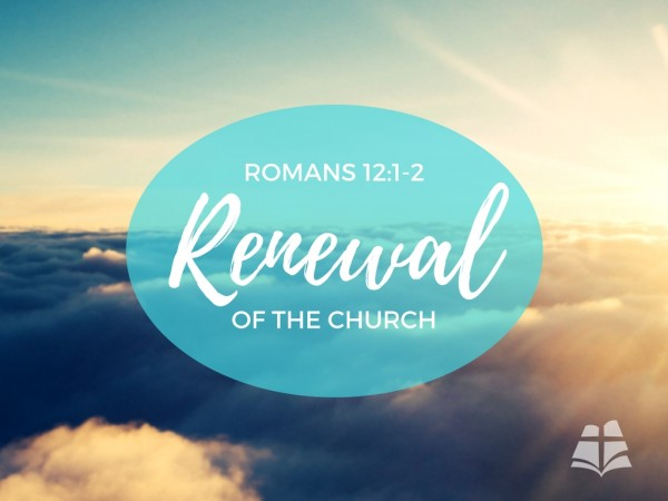 Renew My Church