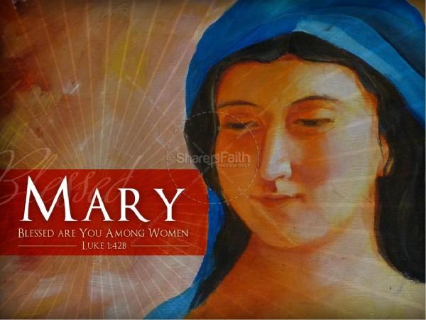 Women of Faith Mary