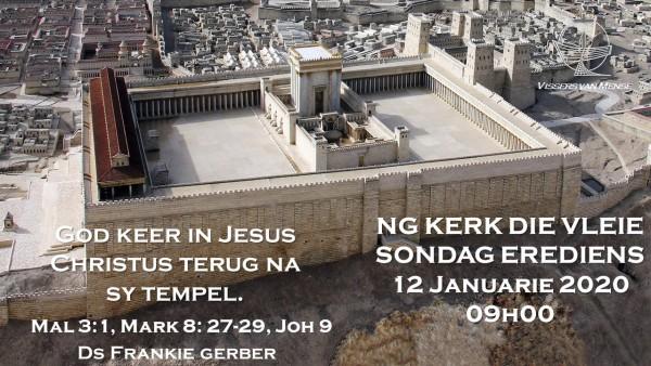 sondag-12-jan-2020Sondag 12 Jan 2020