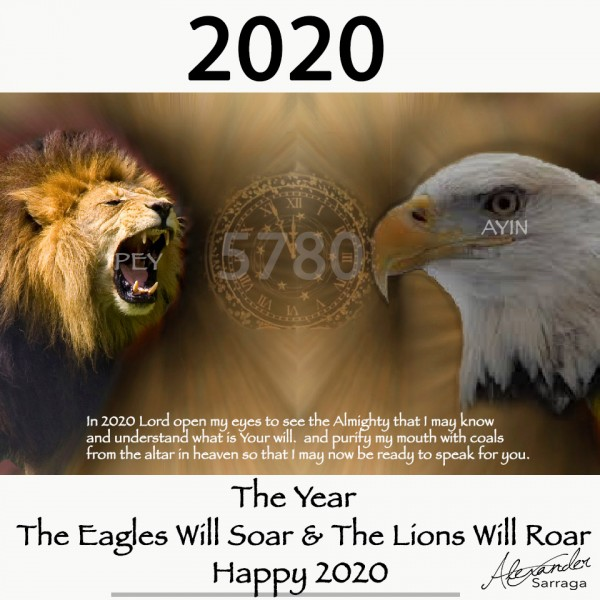 2020 THE SEASON TO COME UP