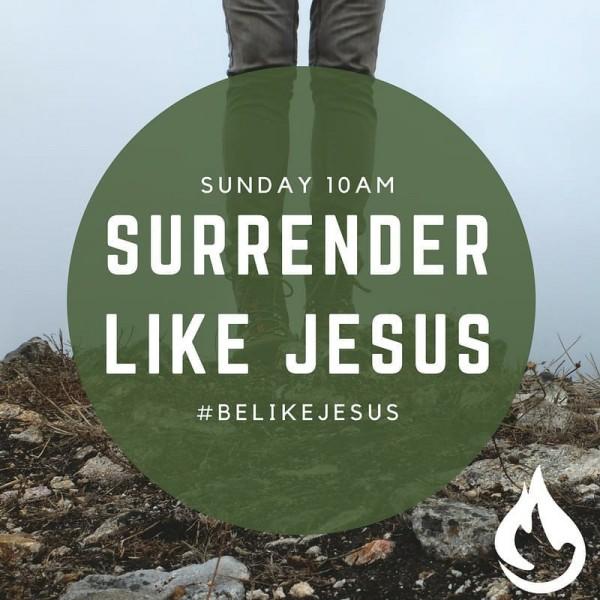 surrender-like-jesusSurrender Like Jesus