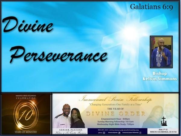 divine-perseveranceDivine Perseverance
