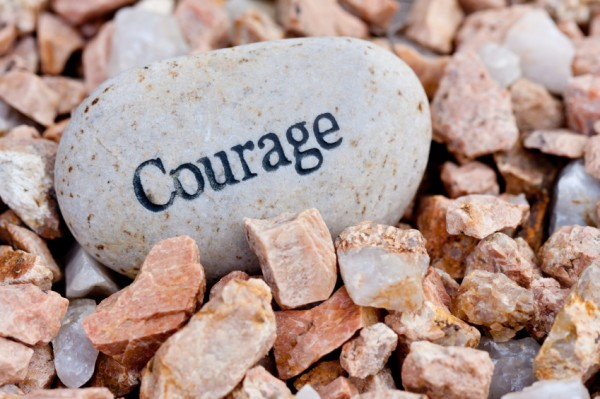 Believer's Authorithy (Courage) - Pastor David Brinson