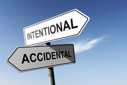 Intentional vs Accidental - Part 1