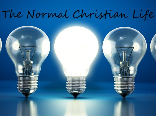 The Normal Christian Life part 1