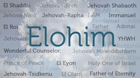 There's a Name for That- Elohim The Strong Creator God (10-6-19)