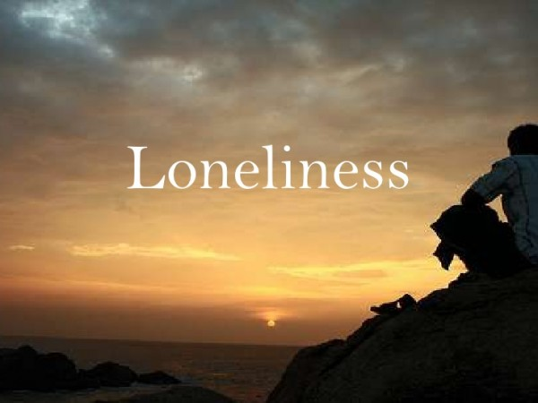 Living in triumph over Loneliness