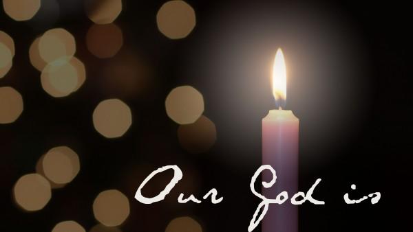 our-god-is-joyOur God is JOY