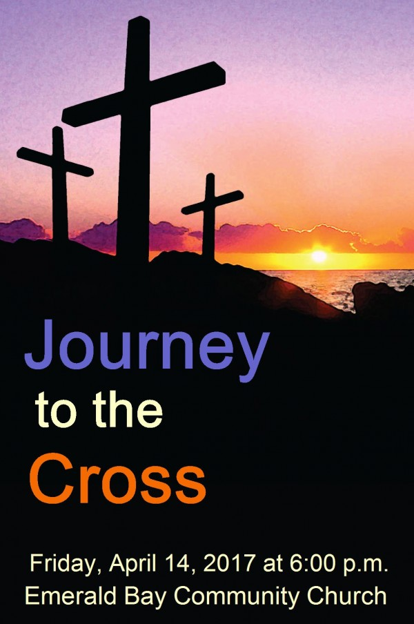 journey-to-the-cross-good-fridayJourney to the Cross (Good Friday)