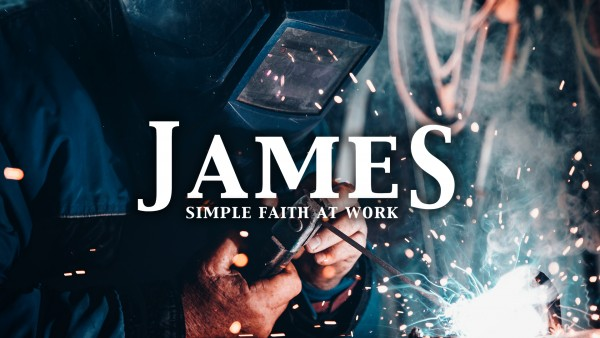 "The Crossing  The Book of James  ""Taming the Tongue"""
