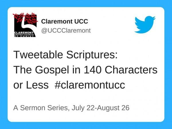 Tweetable Scriptures: Jesus Wept
