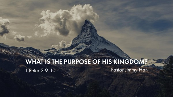 what-is-the-purpose-of-his-kingdomWhat is the Purpose of His Kingdom?