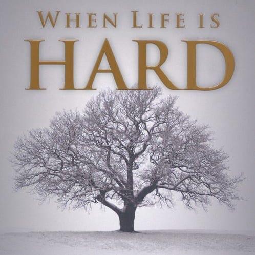 when-life-is-hard-class-3-hannah-jenkinsWhen Life Is Hard - Class 3 - Hannah Jenkins