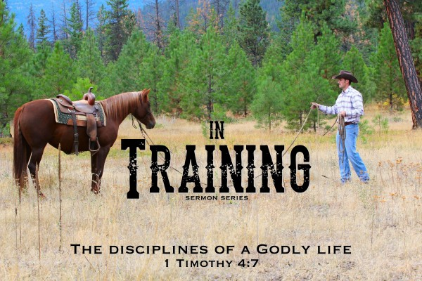 IN TRAINING - PRAYER - Knowing who you're talking to