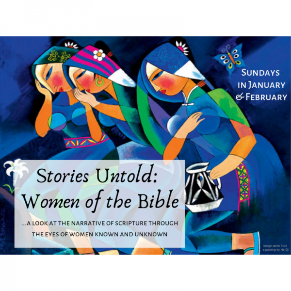 Stories Untold: Vashti + Esther