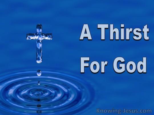 three-thirsty-soulsThree Thirsty Souls