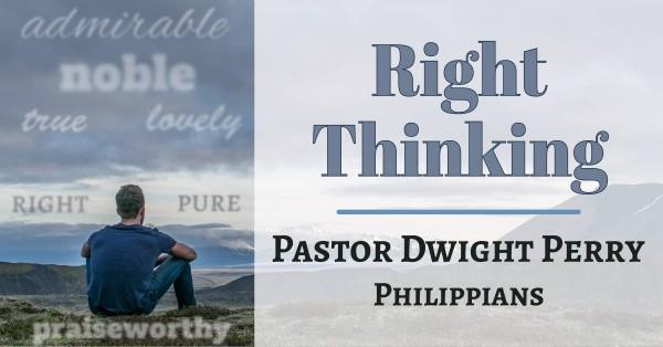 right-thinkingRight Thinking