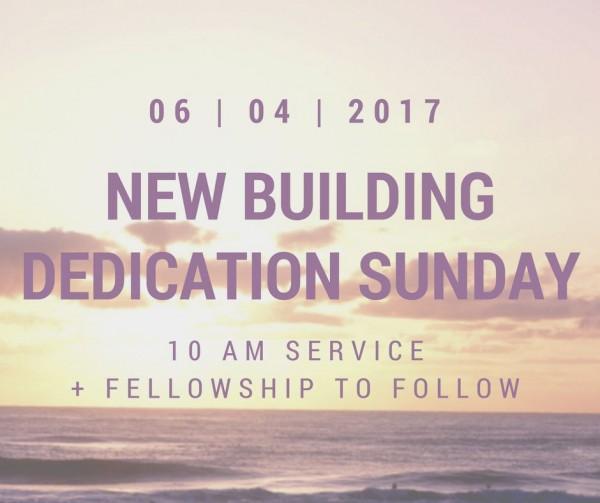 dedication-sundayDedication Sunday