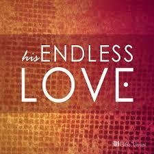 Endless Love of Jesus