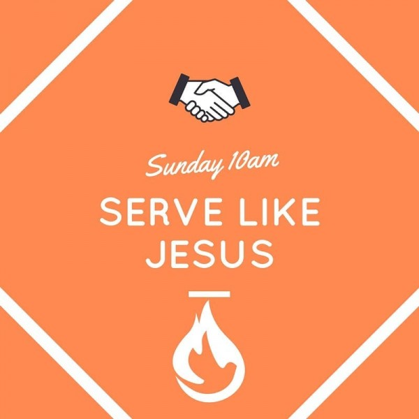 serve-like-jesusServe Like Jesus