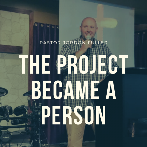 the-project-became-a-personThe project became a person.