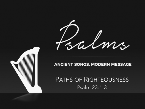 Paths of Righteousness - Original