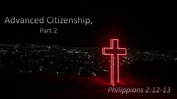 Advanced Citizenship (Part 2)