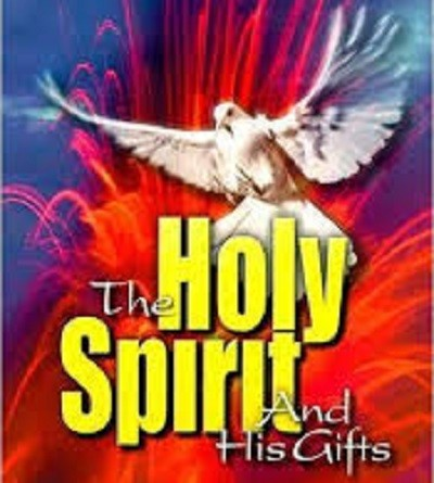 Holy Spirit and His Gifts (Week 06) - Lady April Brinson