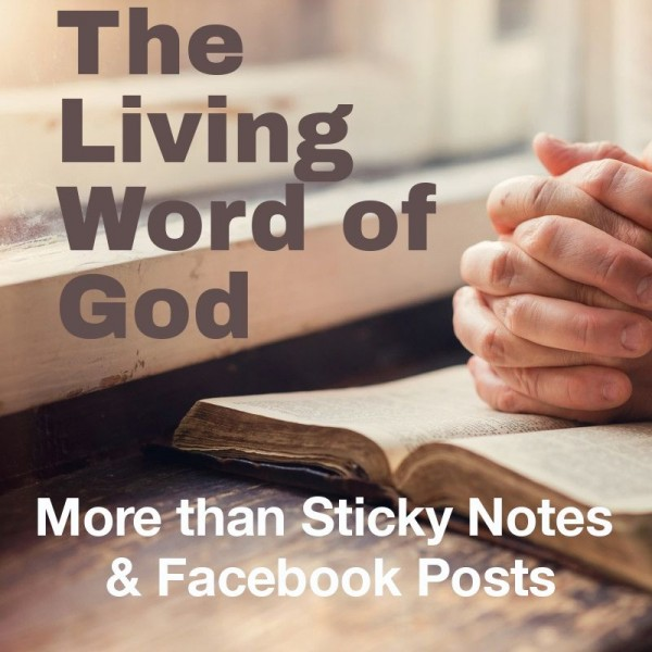 the-bible-more-than-facebook-post-and-sticky-notesThe Bible - more than facebook post and sticky notes