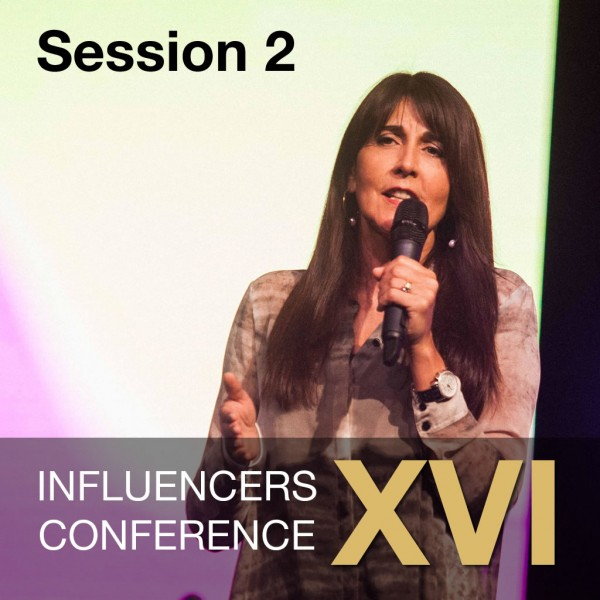 Influencers Conference XVI Session 2: Ps Jane Evans