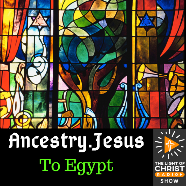 Ancestry.Jesus To Egypt