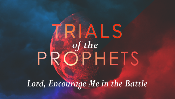Lord, Encourage Me in the Battle, part 1