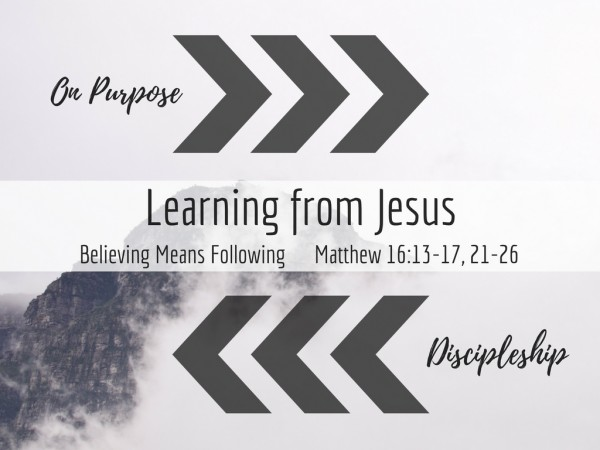 Believing Means Following