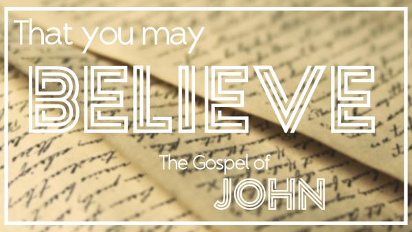 John 2.1-11. . . According to Plan