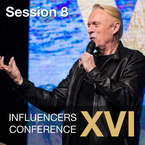 Influencers Conference XVI Session 8: Dr. Mike Maiden