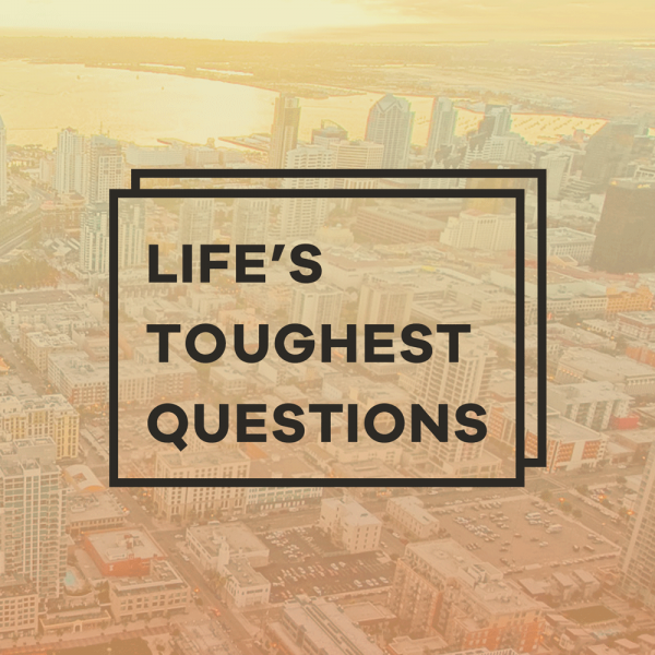 Life's Toughest Questions: Why is Change So Hard?