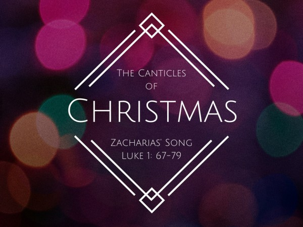 Zacharias' Song 11/27/2016