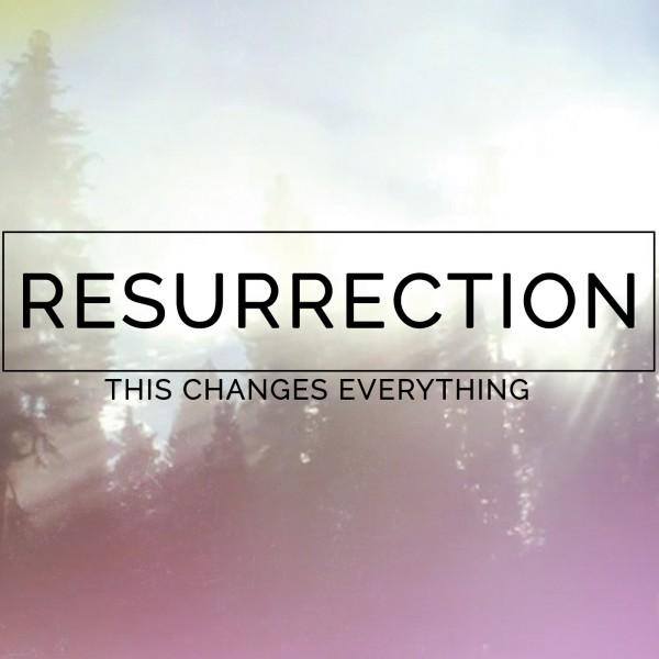 SG  RESURRECTION     The Evidence of Hope
