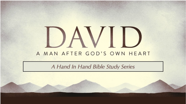 BIBLE STUDY: David Lesson 19 - Riding Out the Storm