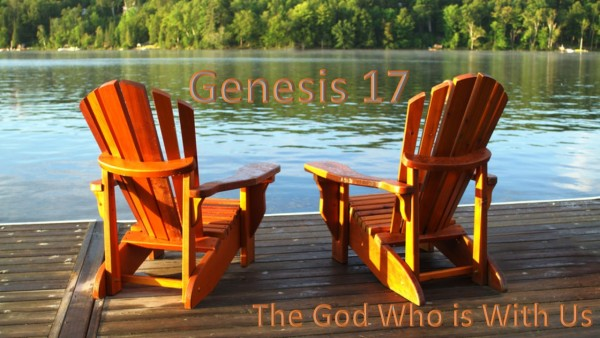 The God Who is With Us