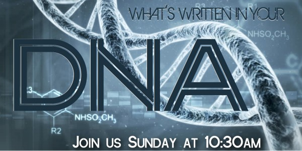 "DNA Part 2 ""Nourish, Nurture, Need"""