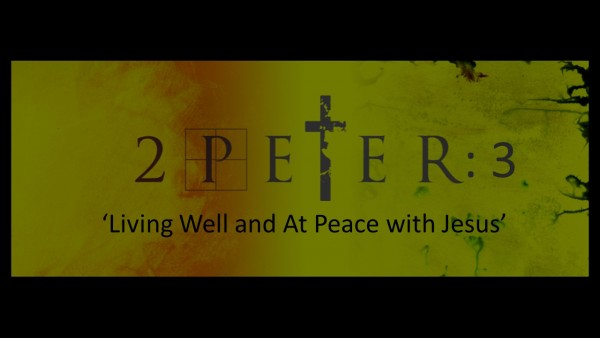 Living Well and at Peace with Jesus