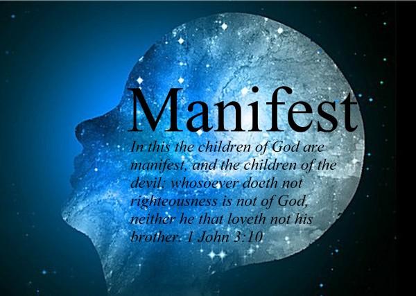 manifestManifest