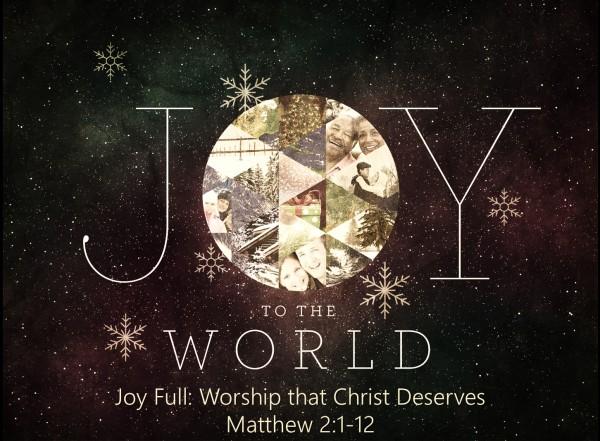 joy-full-worship-that-christ-deservesJoy Full: Worship that Christ Deserves