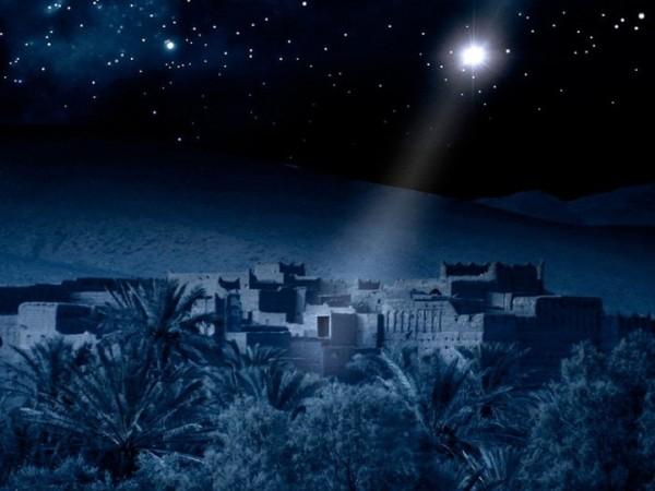 The Real Story of Jesus' Birth MATT:1