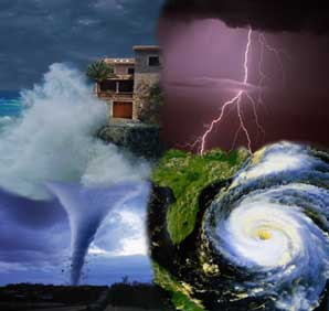 Does God allow Satan to influence Natural Disasters?