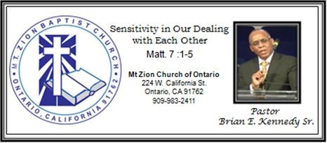 sensitivity-in-our-dealing-with-each-otherSensitivity in Our Dealing with Each Other