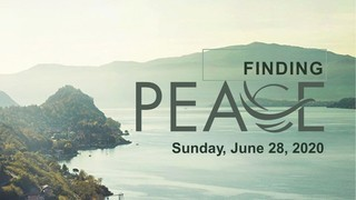 finding-peaceFinding Peace