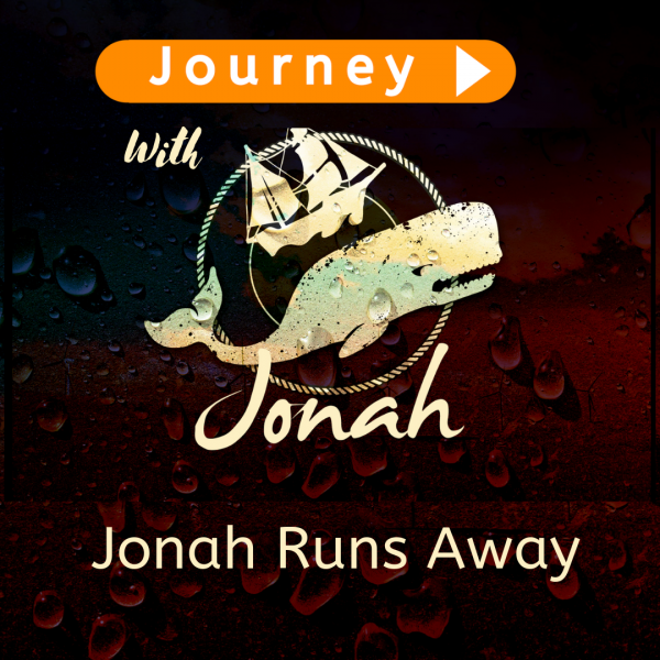 jonah-runs-awayJonah Runs Away